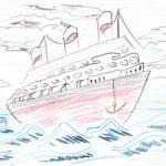 Crayon Ship